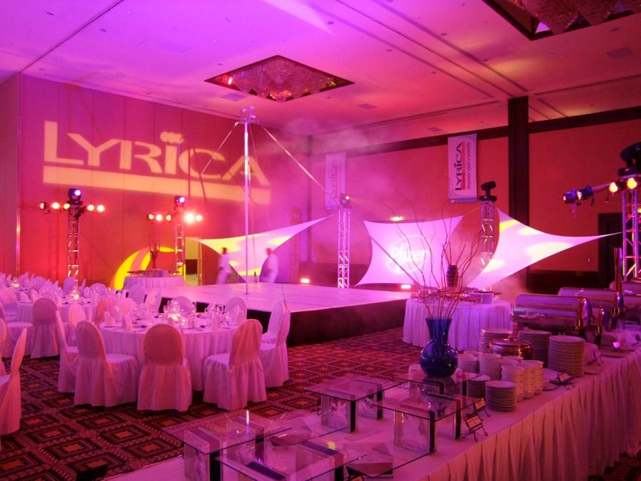 Syvco una solución en Iluminación y Ambientación